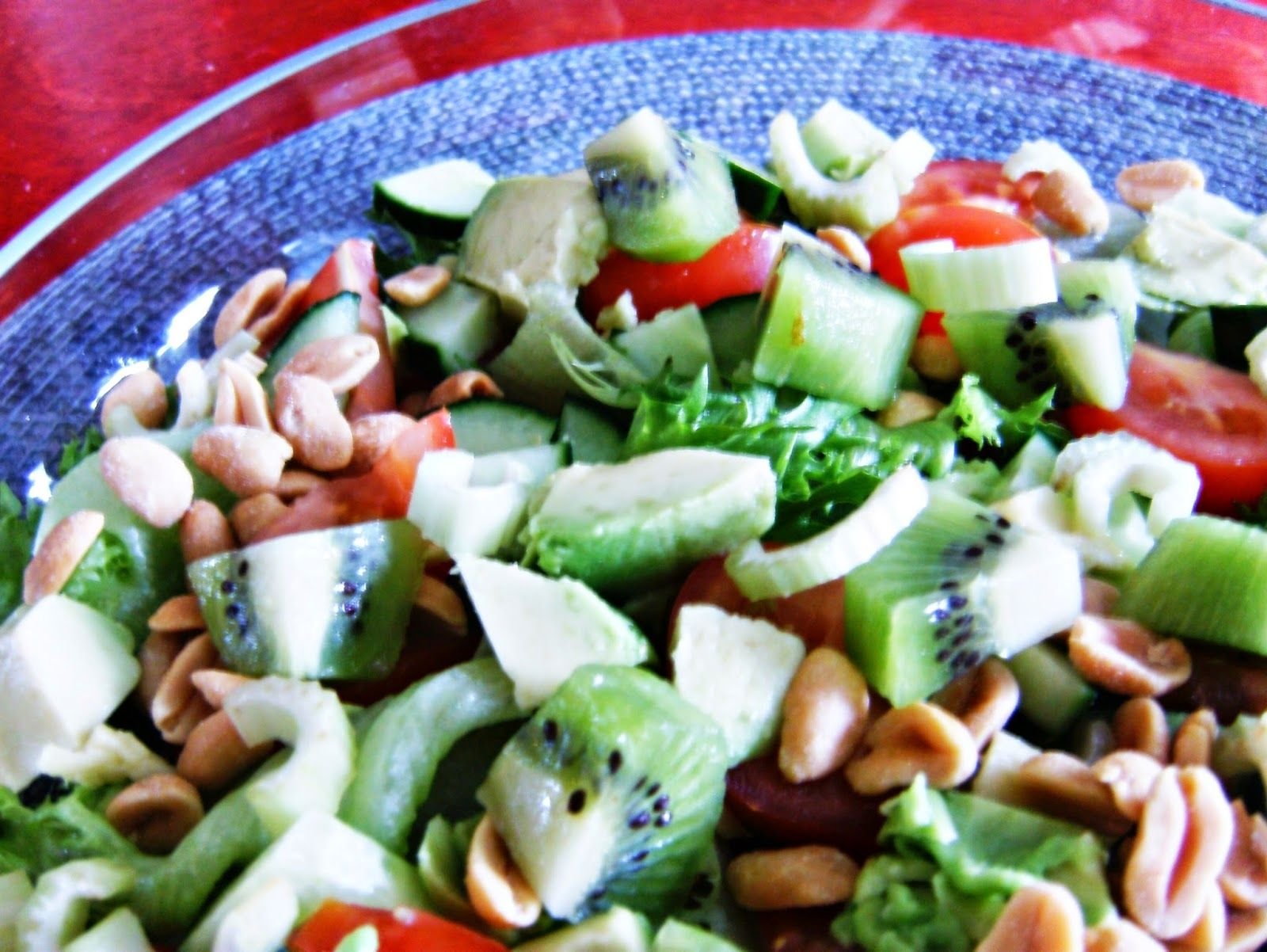 Vihre�� ruokaa