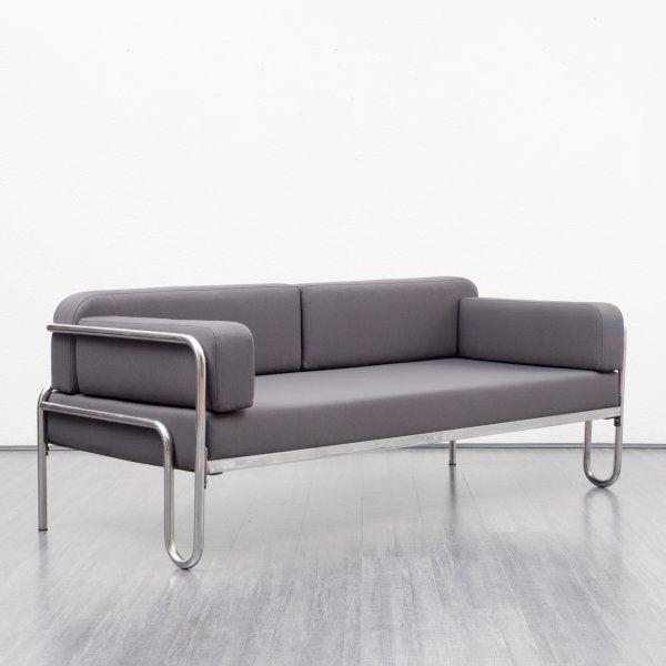 VelvetPoint 1930s Bauhaus sofa Karlsruhe