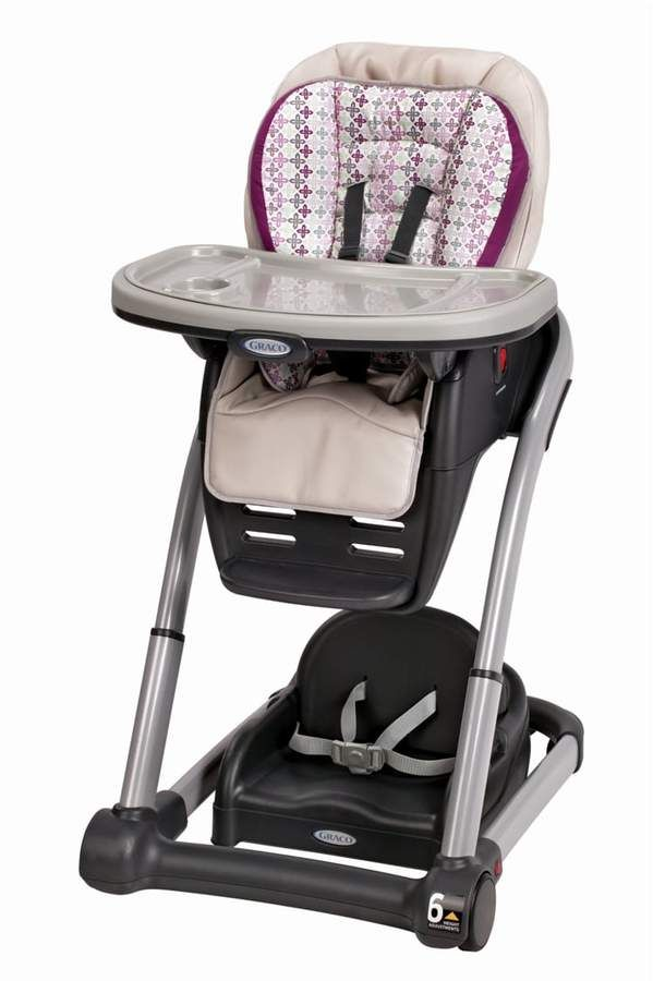 Graco Blossom 4 In 1 Seating System High Chair High Chair