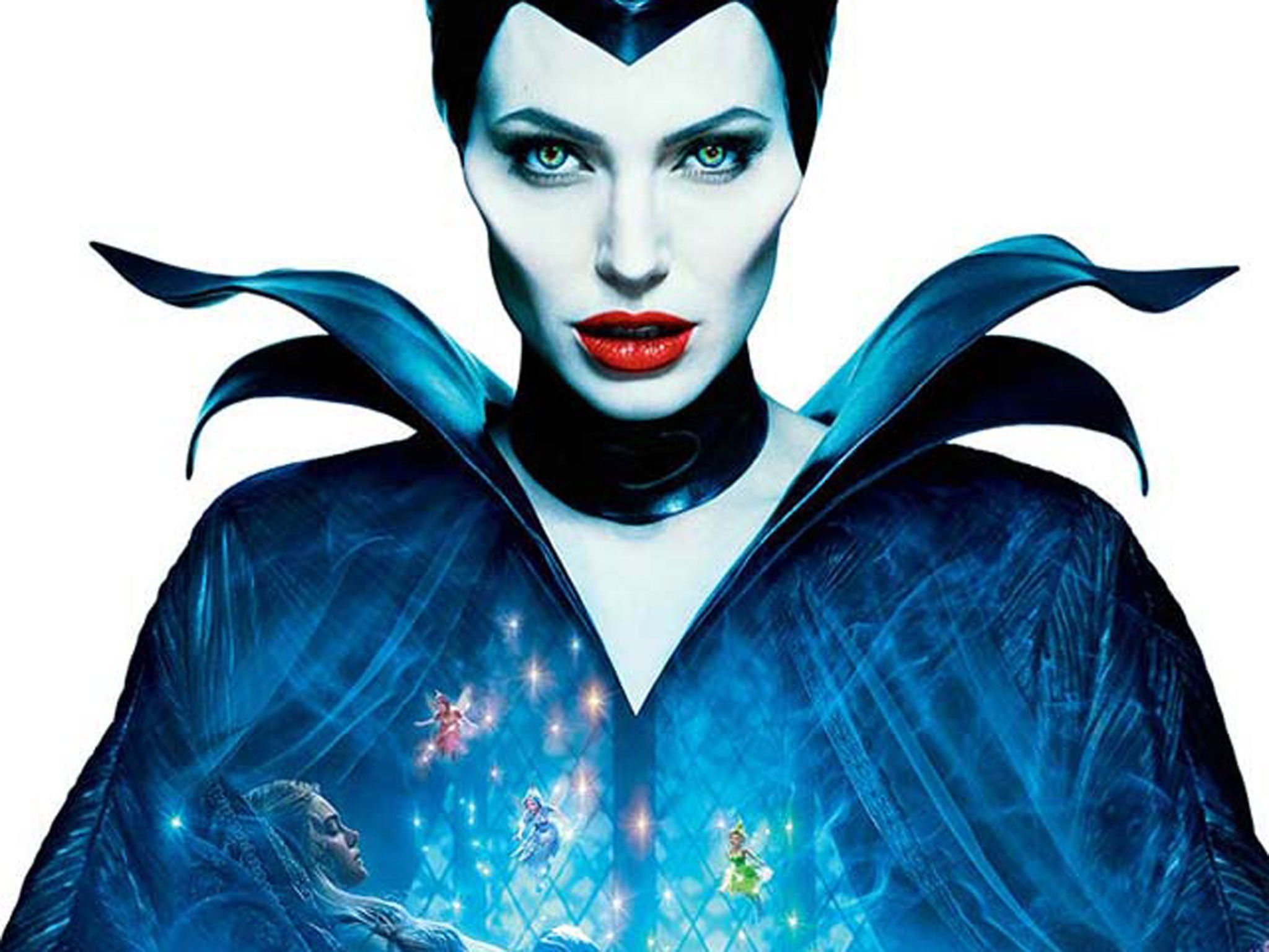New Angelina Jolie Maleficent Disney Wallpaper Hd For