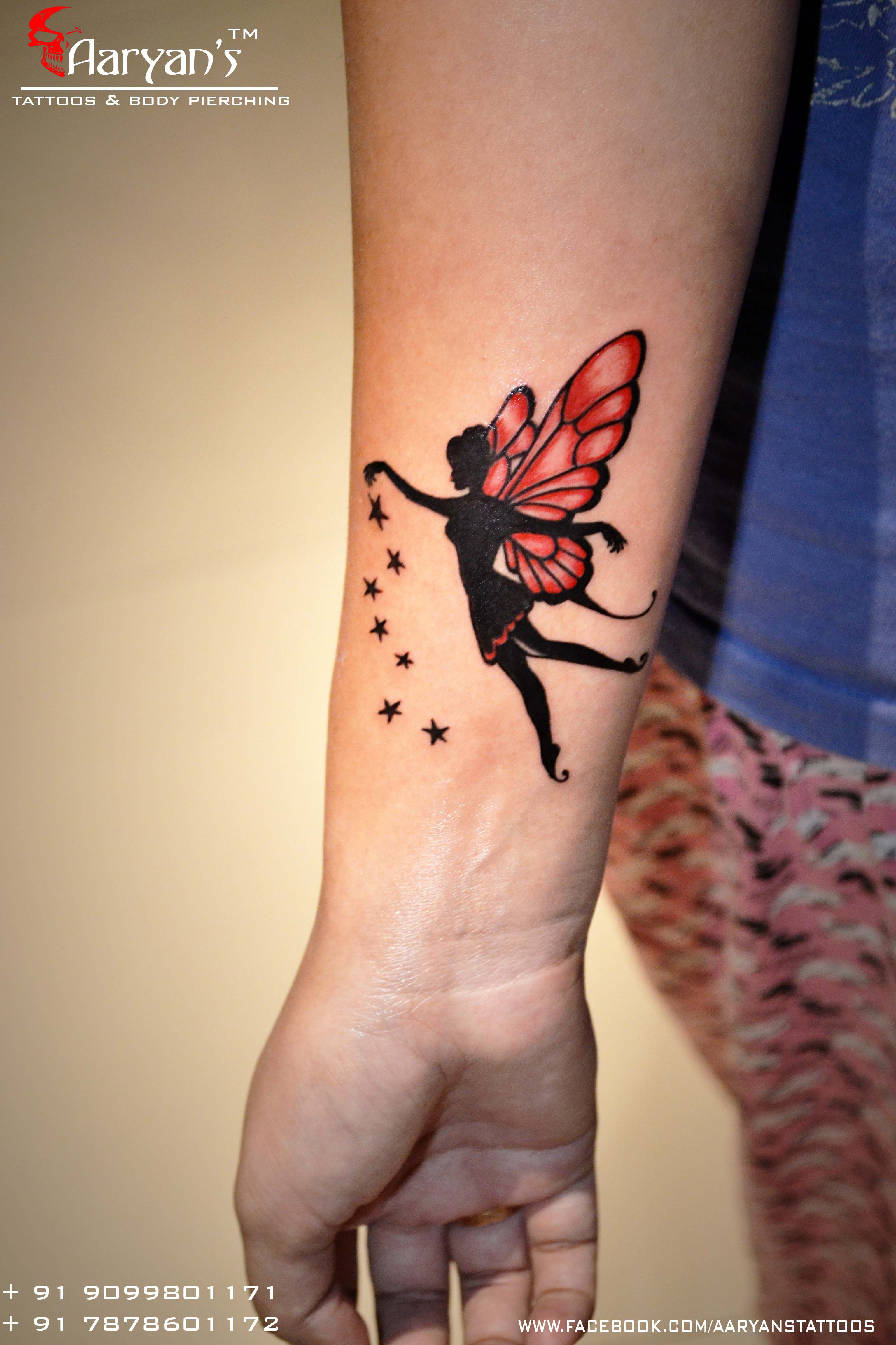 Fairy Customized Design With Star Flying In