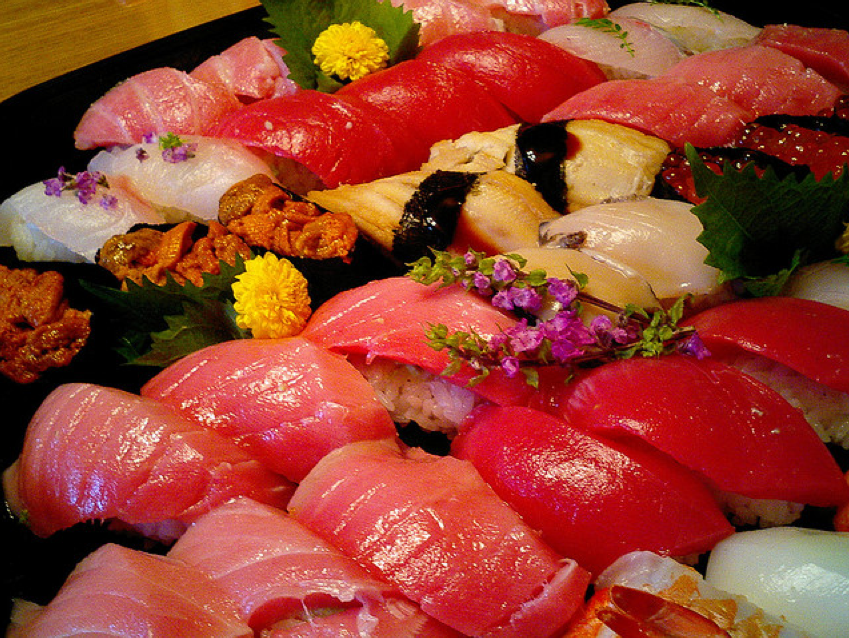 You've Been Eating Sushi Wrong Your Whole Life [Infographic]
