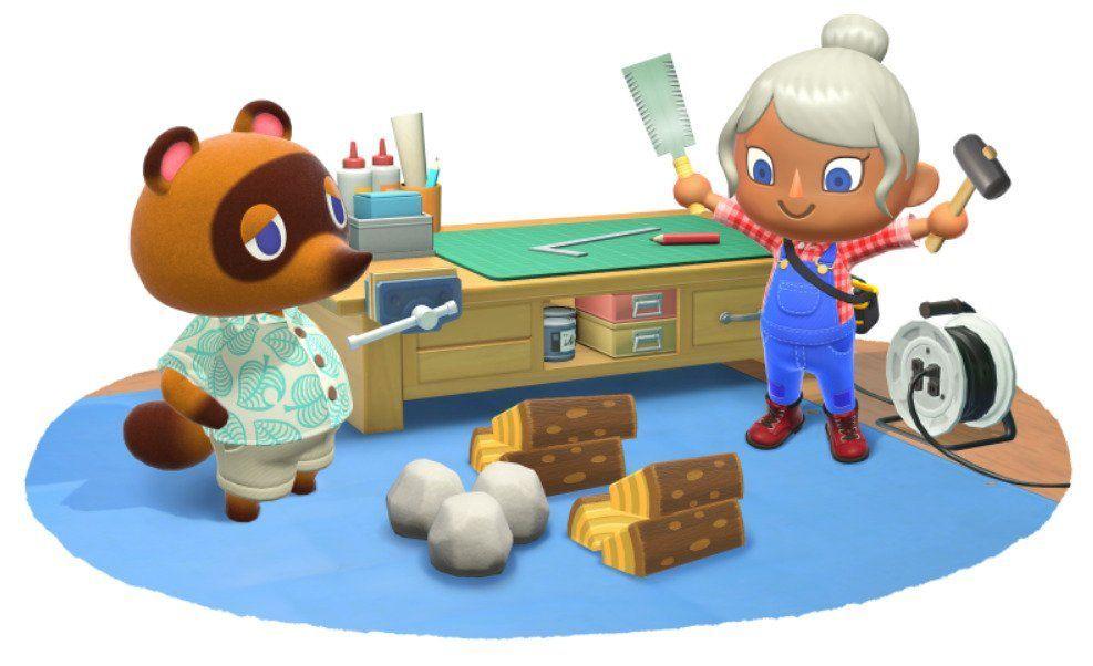Animal Crossing New Horizons Zeigt Mode Haare Nasen Und Mehr In