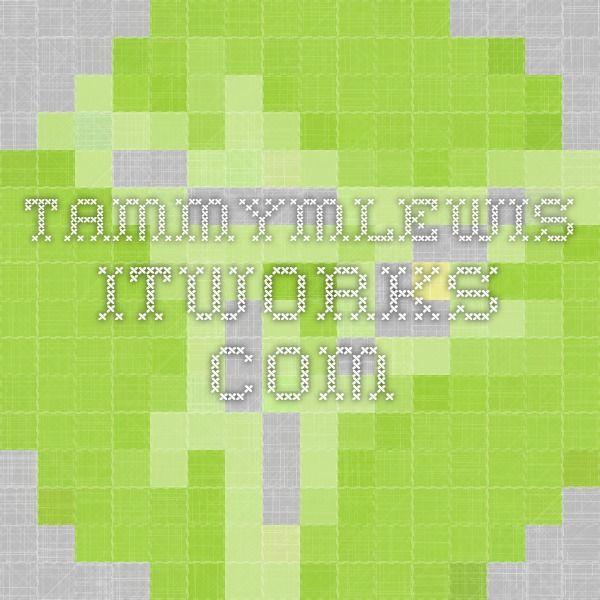 tammymlewis.itworks.com