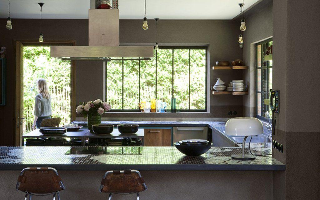 Koken in een mooie keuken is zoveel aangenamer tha house pinterest interieur zoeken en koken - Kleur van de muur kamer verf ...