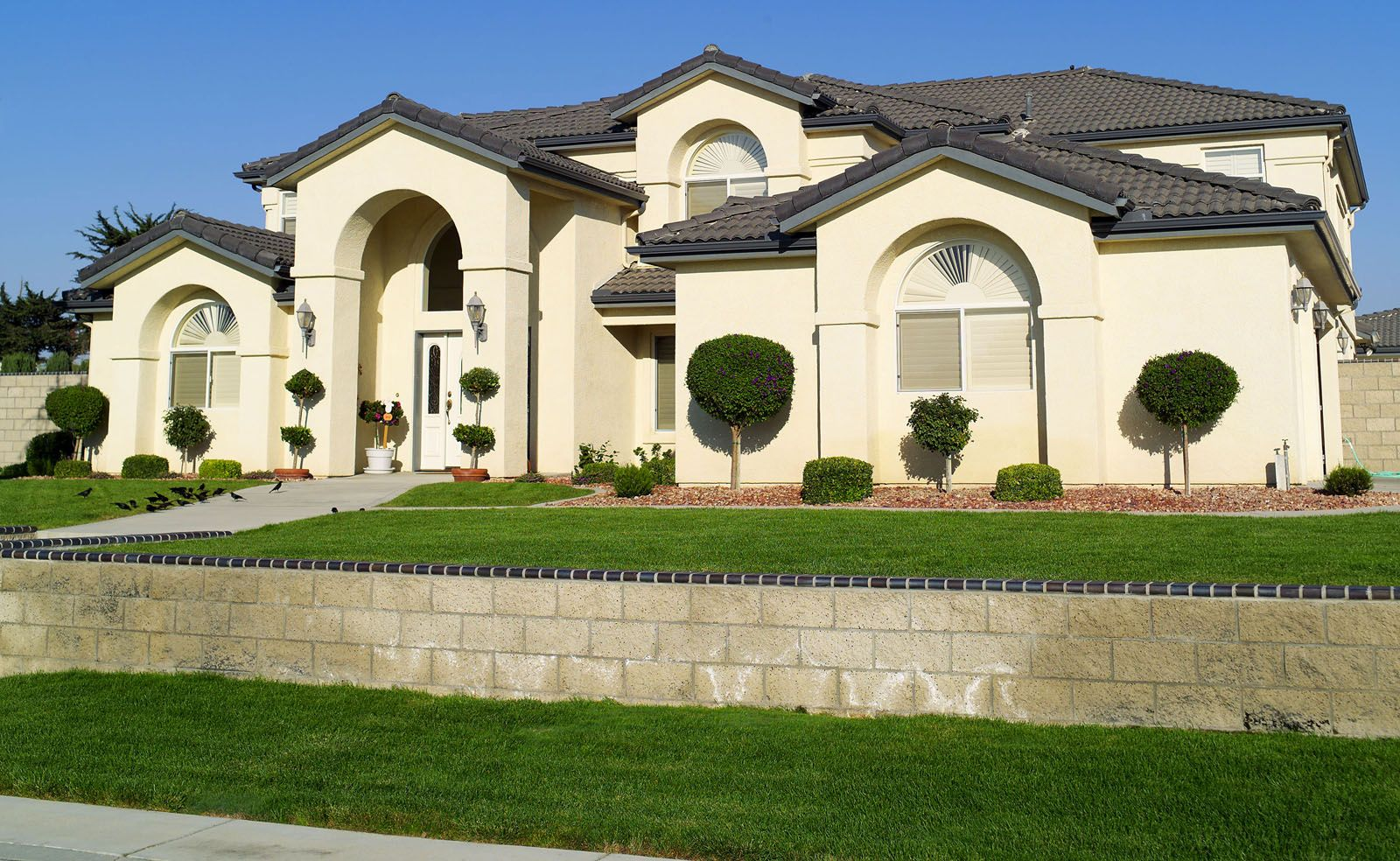 best color for exteriors stucco painting stucco tips on exterior home paint ideas pictures id=56905