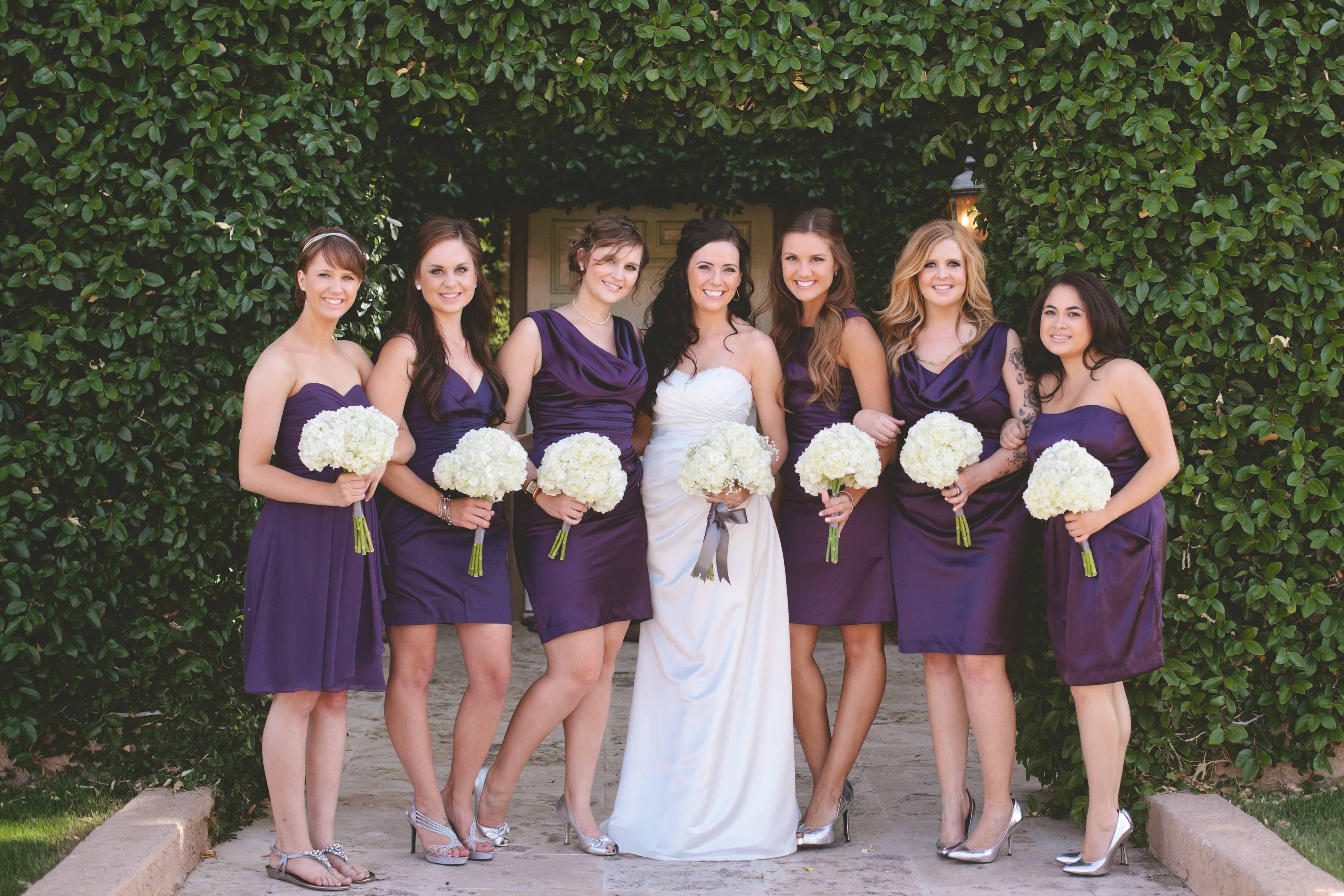 Different bridesmaid dresses in the same color 3 my girls different bridesmaid dresses in the same color 3 my girls ombrellifo Images