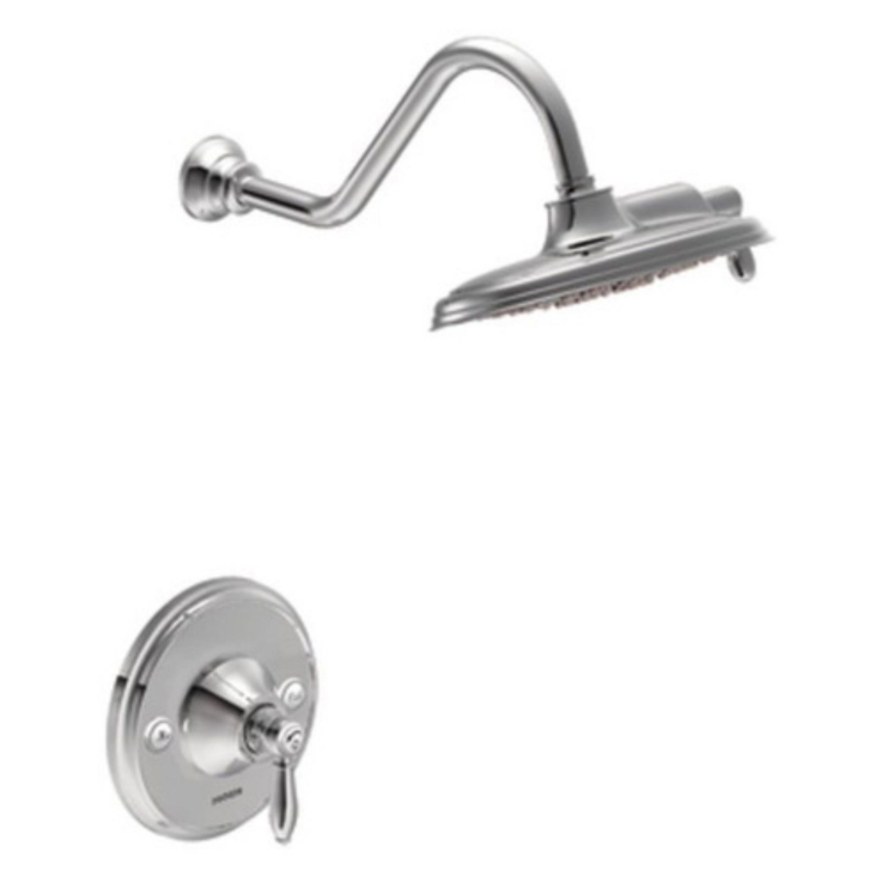Moen Weymouth Ts32102 Eco Performance Shower Trim Package Shower