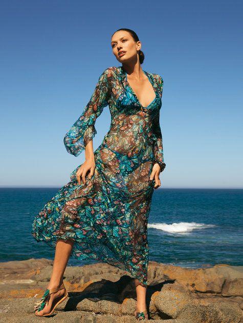 Maxi Caftan Dress 5/2011