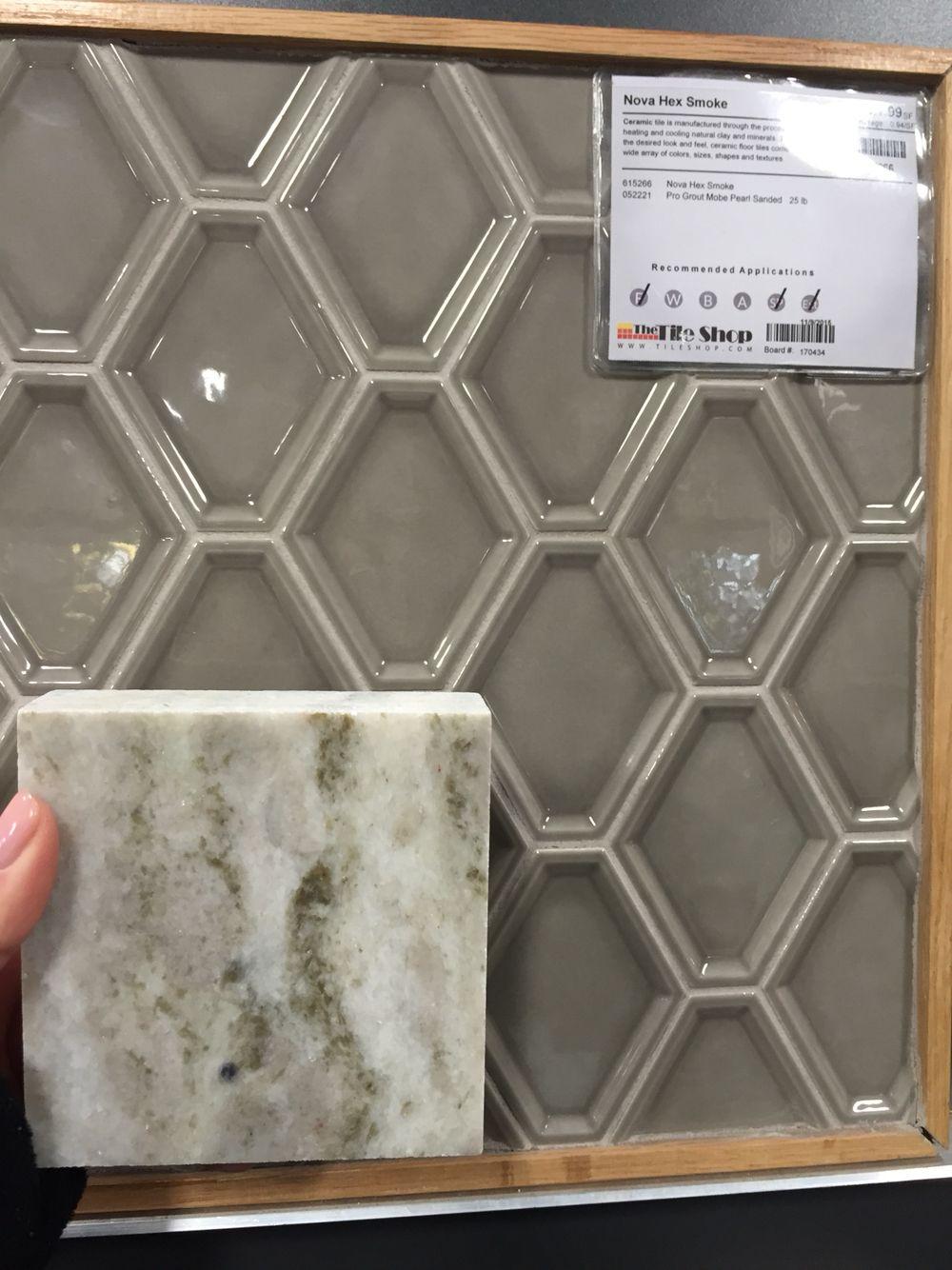 Countertops are fantasy brown granite the backsplash is marble - Backsplash Fantasy Brown Granite