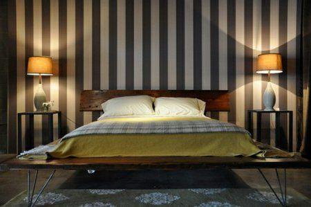 Cabeceros de cama modernos fáciles de hacer Decoración del hogar