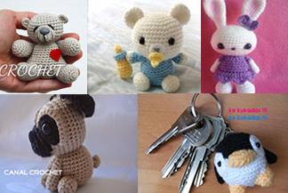 Amigurumis Conejos Paso A Paso : Conejos tejidos a crochet youtube