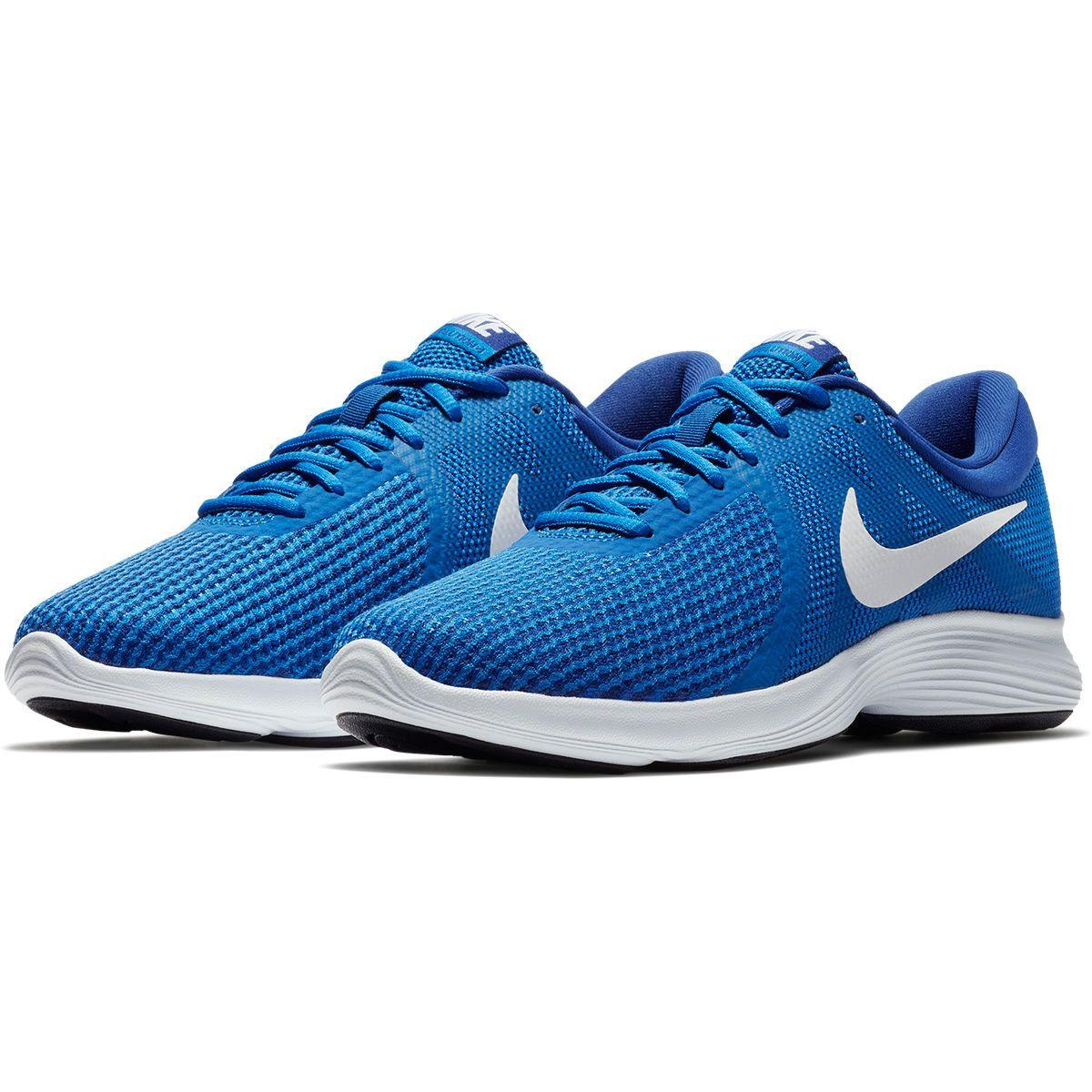 5e19109a964 Tênis Nike Revolution 4 Masculino - Azul Royal