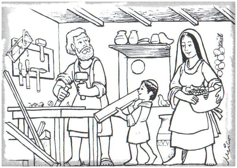 Pin by Traci Bolduan on teaching about god | Pinterest | Familia de ...