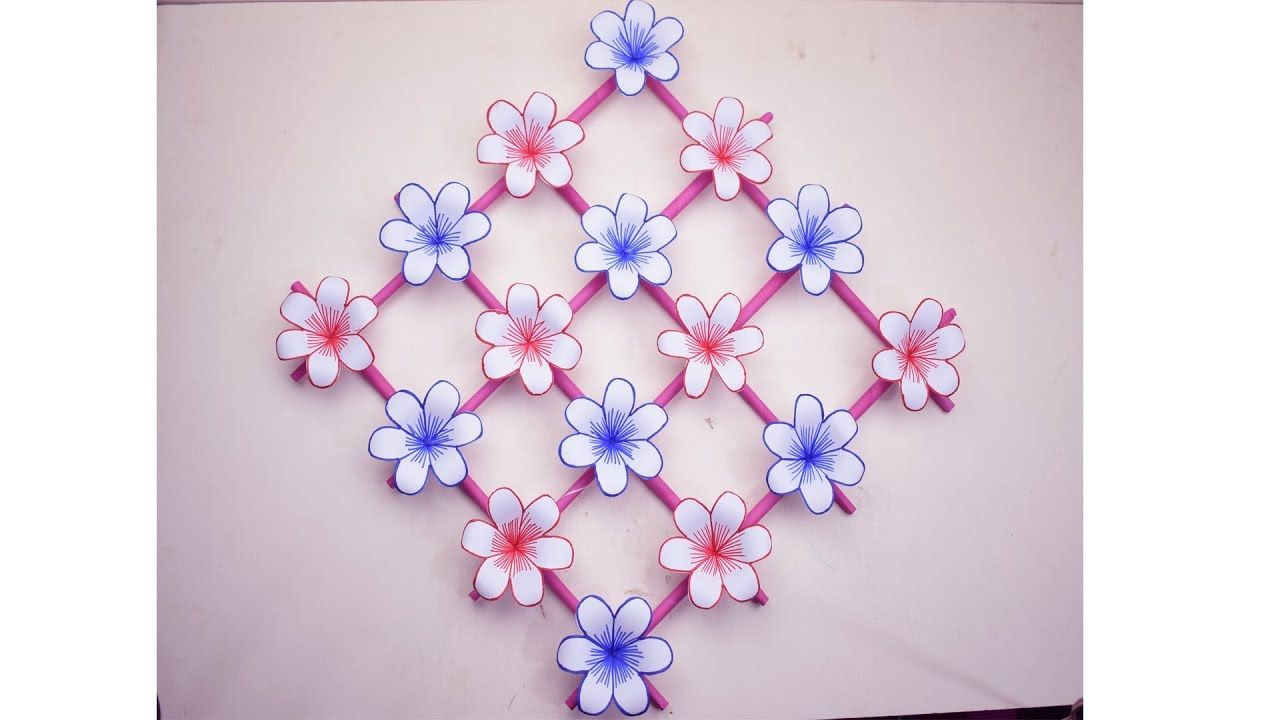 Wall Hanging Ideas With Paper How To Make Wall Hanging Out Of