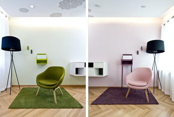 Architekten Speyer parfümerie stephan dia dittel architekten wellness