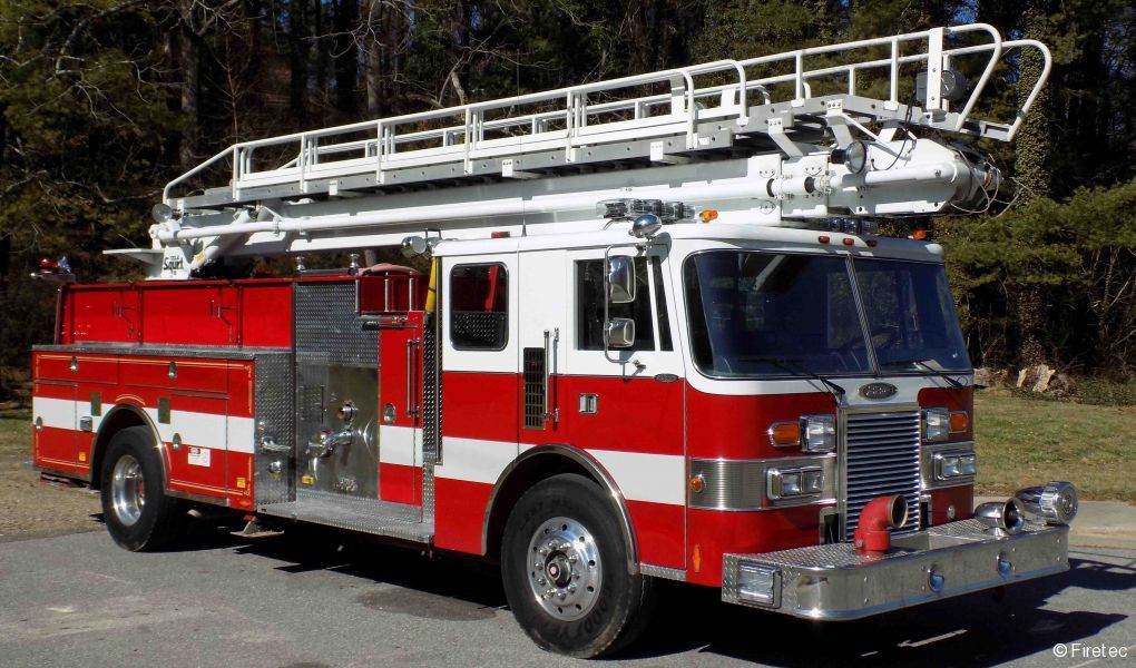 Used Fire Trucks For Sale >> Used Fire Truck 1990 Pierce For Sale At Firetec Used Apparatus