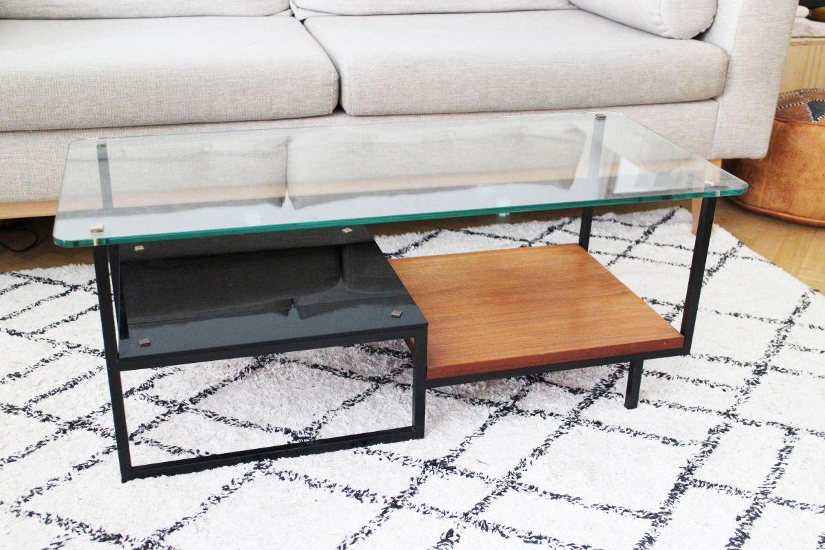Table Basse Georges Frydman Efa Moderniste Design Table Basse Table Design