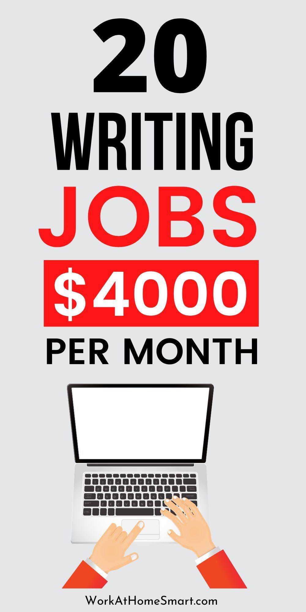 20 Freelance Writing Jobs Online For Beginners With No Experience Freelance Writing Jobs Writing Jobs Online Writing Jobs