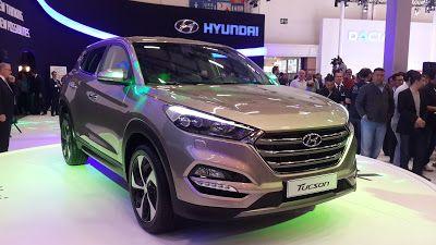 #OtomobilBurada: Hyundai yeni Tucson ve i20 Coupe'nin prömiyerini g...