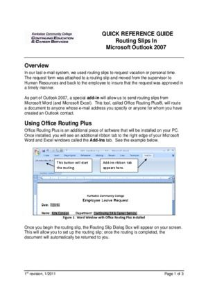 Microsoft Office Routing Slip Template | Microsoft Excel | Pinterest ...