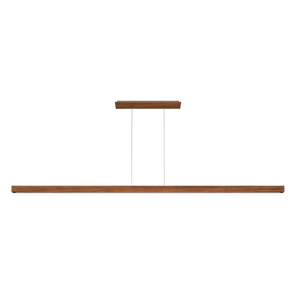 Glide Wood Up/Down Center Feed<br> in Wood Cherry