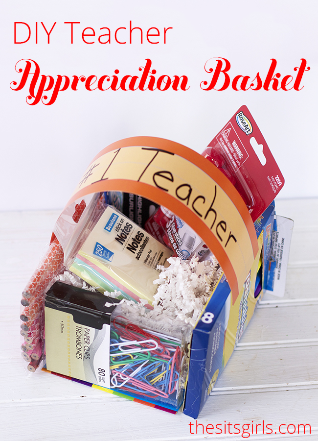 Diy candy easter basket appreciation gifts appreciation and teacher this basket is the perfect teacher appreciation gift it can be made for less than 10 negle Image collections