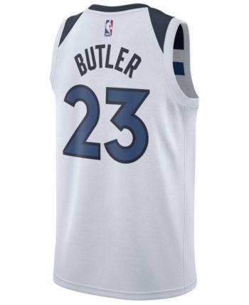 huge discount 9b11d 5bbf1 Nike Men's Jimmy Butler Minnesota Timberwolves Association ...