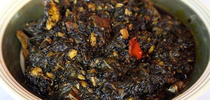 Sauce feuilles recette recettes for Abidjan net cuisine ivoirienne