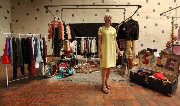 Kiara Ruxton Boyle Photos Photos Brick Lane Hosts Vintage Pop Up Market Diy Furniture Decor Pop Up Market Vintage Store