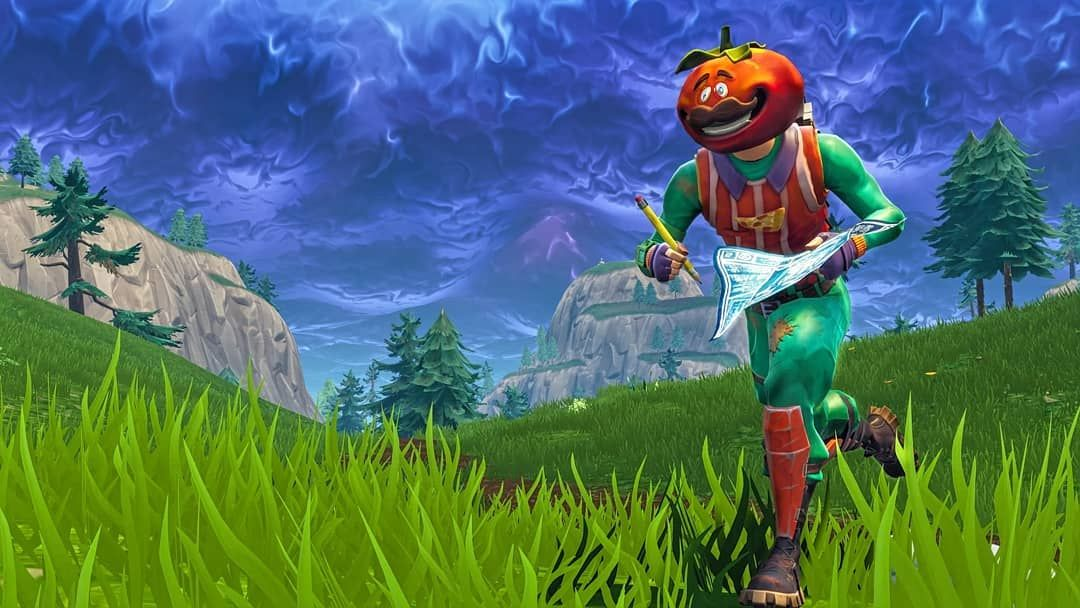 Tomato Head Still Searching For Someone With The Skin Dm Me