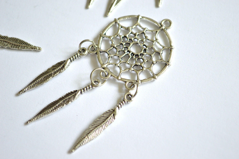 Pretty dreamcatcher pendants by seven black feathers dreamcatchers pretty dreamcatcher pendants by seven black feathers aloadofball Choice Image