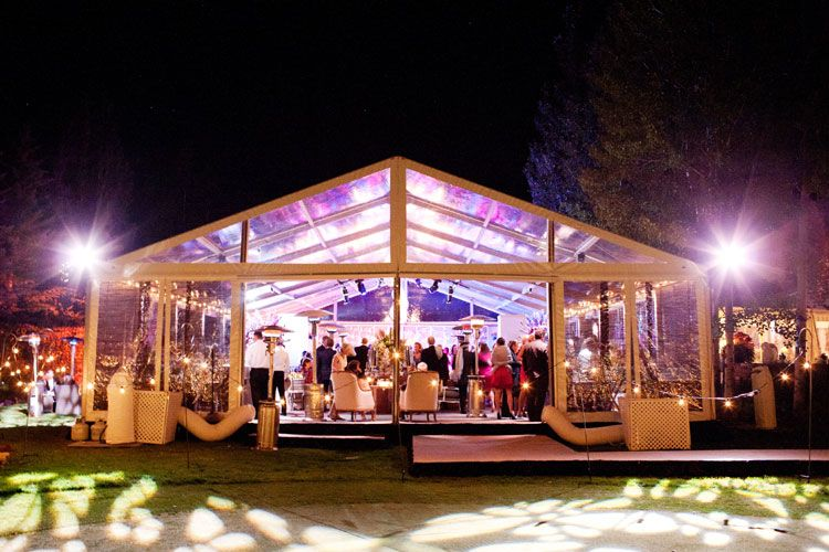 Todd Events - Photos - tented receptions