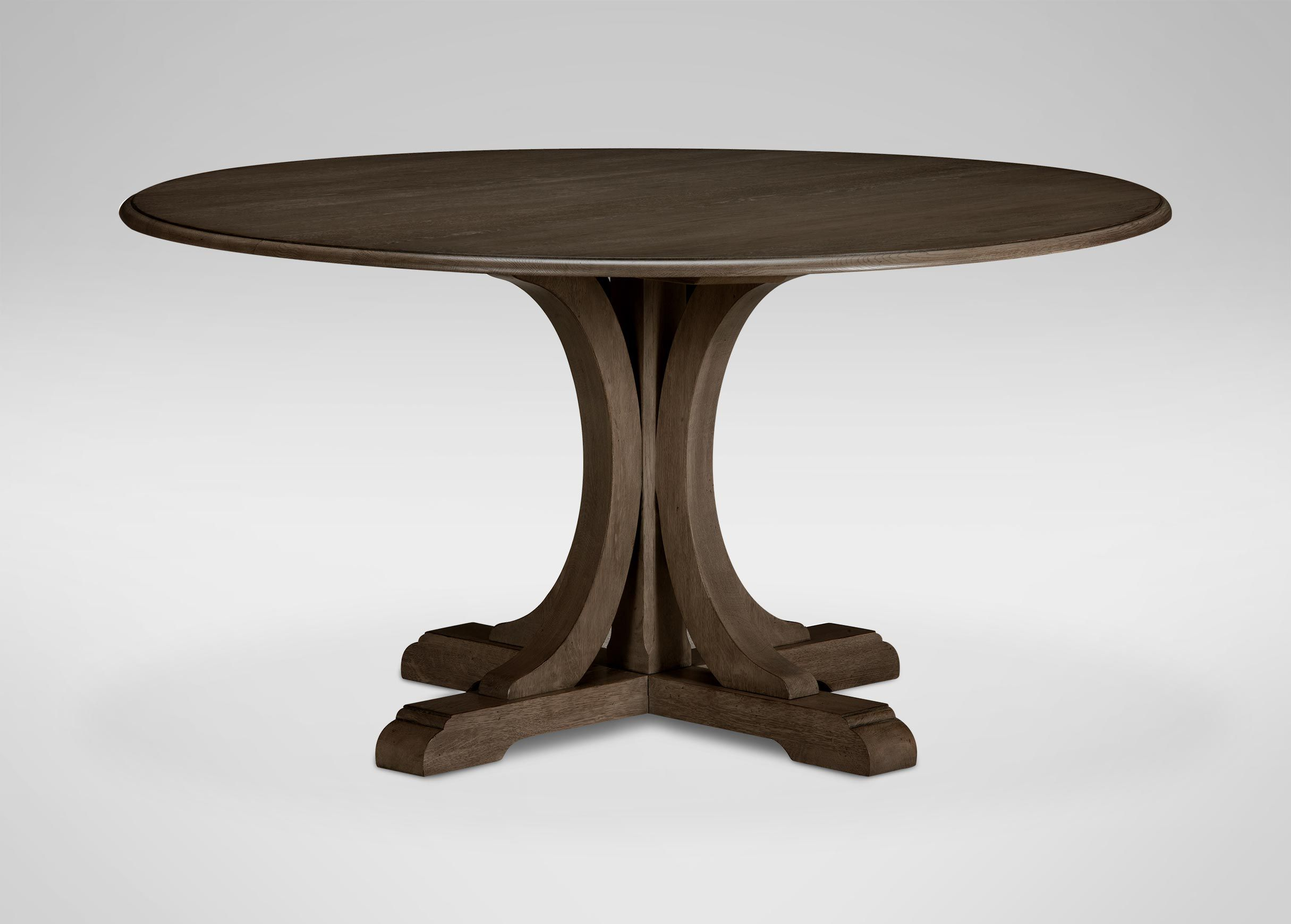 Corin Round Dining Table Tables Ethan Allen