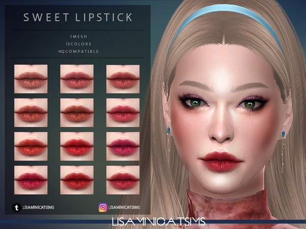base game Found in TSR Category Sims 4 Female Lipstick