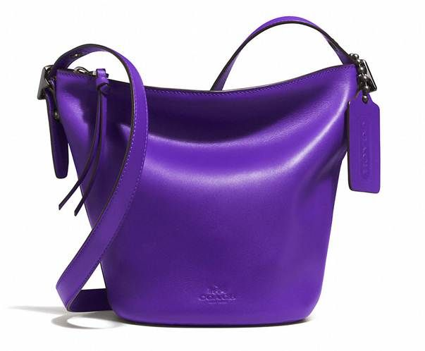 7bdef7913c4 Win an authentic COACH Purple Purse if you donate at least $10 to ...