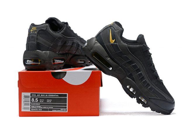 b4472d03ac6 Nike Air VaporMax 95 Premium SE Men s Running Shoes Black  924478 ...