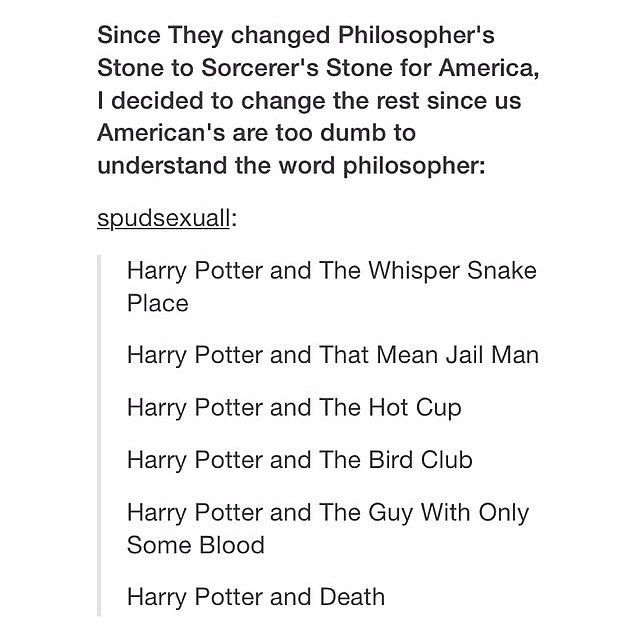 Harry Potter Simplified For Americans Google Search Accio Harry Potter Harry Potter Pin Tumblr Funny