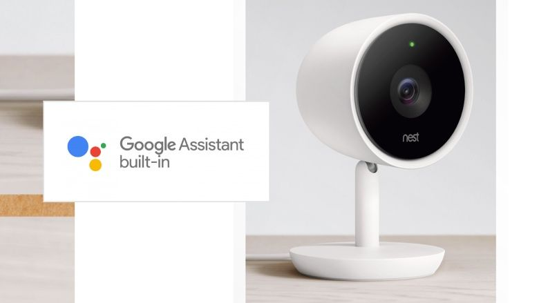Nest Cam IQ with Google Assistant launched along with