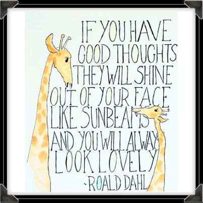 something to remember as the years go on even as I get to old for Roald Dahl