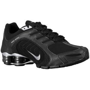 1d5fc4f8f7c ... coupon code nike shox navina si womens running shoes black metallic  silver 2cd86 5dea1