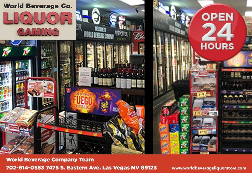 open 24 hours in 2020 Liquor store, Las vega nv, Liquor