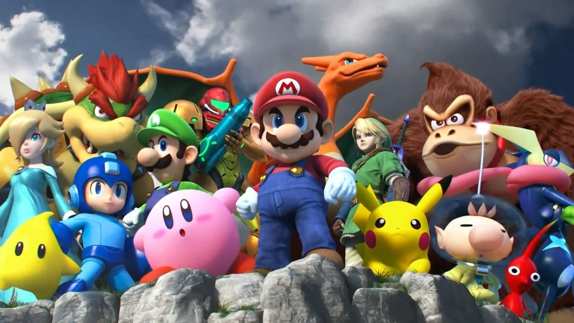 10 Top Super Smash Bros Wallpapers Full Hd 1080p For Pc Background