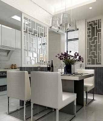 paneles de pared blancos para la cocina Paneles de pared