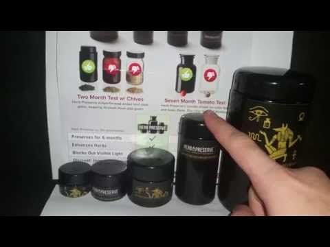 Herb Preserve Jars The Herb Enhancers Youtube With