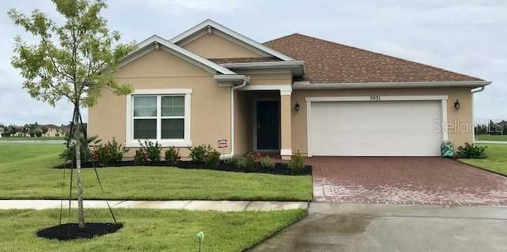 Just Listed Renting A House Back Patio Lawn Care