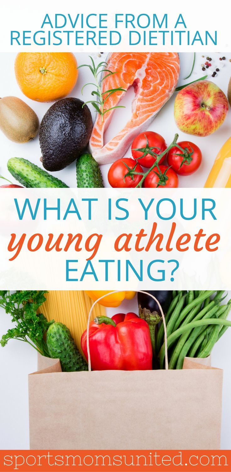 What is Your Student-Athlete Eating? - Sports Moms United