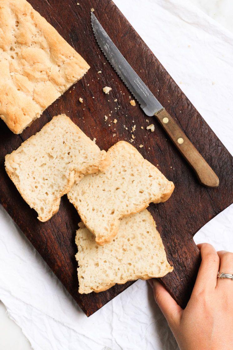 Easy Glutenfree Sandwich Bread (Vegan) Recipe Gluten
