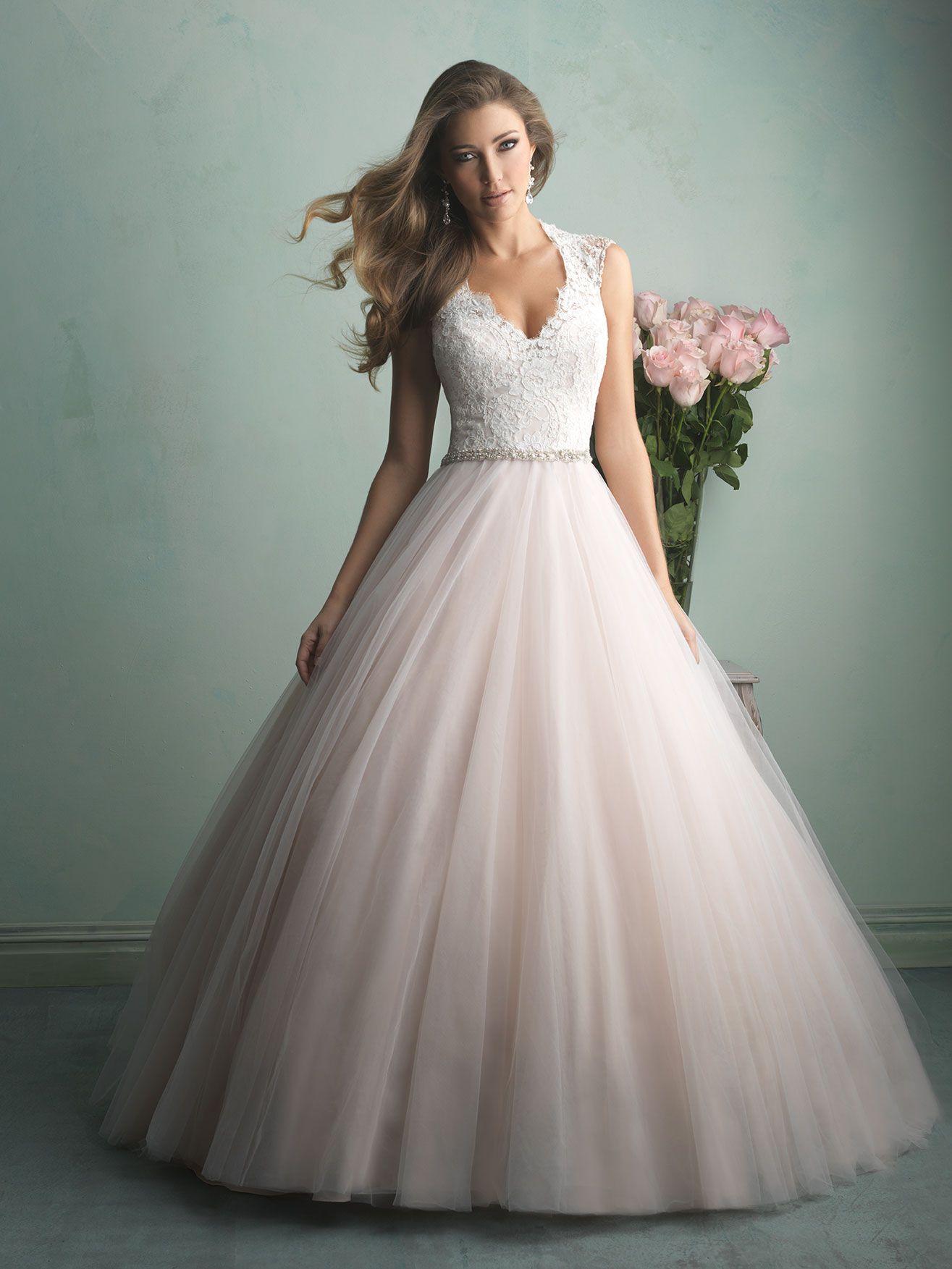 Peony Wedding Dress