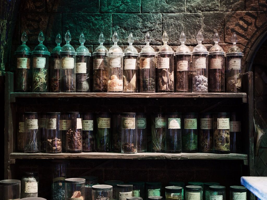 Harry Potter Secret Room Hd